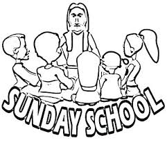 Sunday School Coloring Pages Toddlers School Coloring Page Kids
