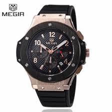 discount top brands men 2017 top watch brands for men on at 2017 top brands men whole new megir mens watches top brand luxury chronograph army sport