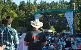 New Zoo Stage Offers Better Views For Concert Fans Oregon Zoo