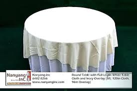 what size tablecloth for 5ft round table what size tablecloth for round table the table cloths