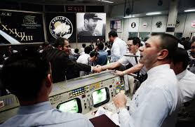 nasa s history now in living color houston chronicle