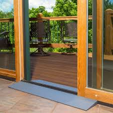 sliding glass door wheelchair ramps saudireiki peachtree sliding panel replacement sill