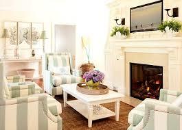 beachy living room. White And Seafoam Green Living Room Beachy