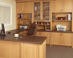 Built In Home Office Designs