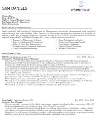 ... Sumptuous Design Ideas How To Make A Federal Resume Sample Berathen Com  ...