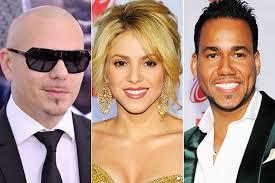 British Pop Charts 2012 Top 10 Latin Pop Songs Of 2012