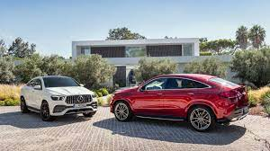Compare 1 gle 450 trims and trim families below to see the differences in prices and features. 2021 Mercedes Gle Coupe Amg Gle 53 Debut Updated Design And Tech