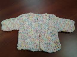 Ravelry Patterns Simple Ravelry Loom Knit Baby Sweater Pattern By Ruth A Volk