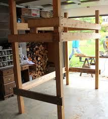 Plans For A Loft Bed Build Bunk Bed Plans Loft Diy Pdf Wood Projects Hand Tools