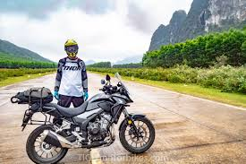 motorcycle safety gear used by an
