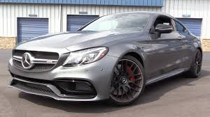 Mercedes me is the ultimate resource, putting control of your vehicle in the palm of your hand. 2017 Mercedes Amg C63 S Coupe Start Up Road Test In Depth Review Youtube