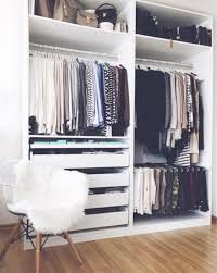 Wardrobe Goals: Tips For A Stylish Closet | Hanging rail, Simple pleasures  and Clever