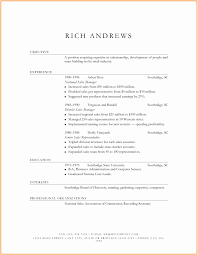 Resume Samples For Sales Representative Criteria For Good Academic ...