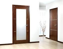 contemporary glass doors interior kitchen cabinet panel