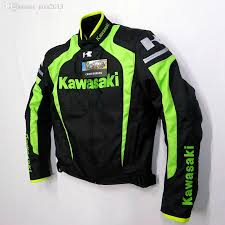 whole kawasaki clothing sets oxford jacket motorcycle jackets riding jackets and pants windproof warm clothes suit suit women jacket pvc suit tweed
