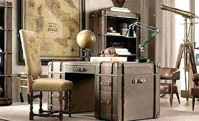 vintage office desk. Vintage Office Furniture Chairs Wood For Home Desk Made A