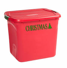 christmas storage containers. Container Labels Storage Decal Decals Christmas To Containers