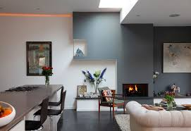 Charming Color Schemes For Living Room Kitchen Combo Centerfieldbar Com