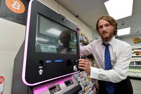 Where to spend bitcoin in the uk First Bitcoin Atm Installed At Shropshire Petrol Station Shropshire Star