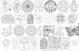Stained Glass Pattern Gorgeous Quilt Inspiration Free Pattern Day Stained Glass Quilts