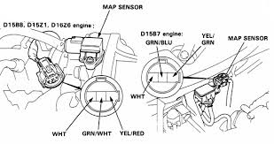civic map sensor wiring wiring diagrams best 92 00 honda acura engine wiring sensor connector guide honda 96 civic map sensor wiring civic map sensor wiring
