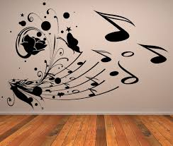 musical wall art design on wall arts design with 15 wall paintings psd vector eps jpg download freecreatives