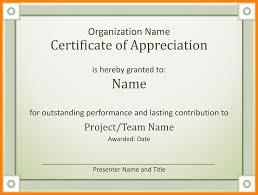 Performance Certificate Sample 9 Certificate Of Good Performance Sample Weekly Template