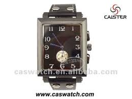 rivets leather western watches men buy leather western watches rivets leather western watches men