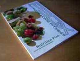 full meal planning p90x nutrition planner