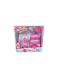 Shopkins Cupcake Queen Cafe Playset At John Lewis Partners
