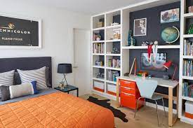 teen boy bedroom decorating ideas