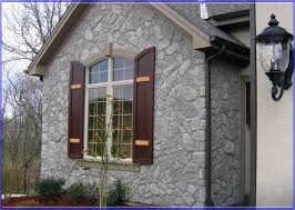 stone wall tiles design for exterior