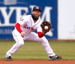 Sea Dogs/Pedroia - Kennebec Journal and Morning Sentinel