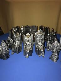 michael ricker pewter king arthur knight of the round table 15
