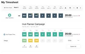 Time Sheets Timesheets Design Ux Update Hub Planner