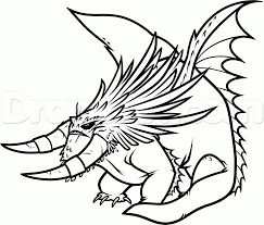 Small Picture Alpha Dragon DrawingDragonPrintable Coloring Pages Free Download