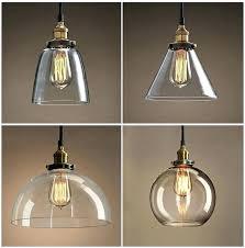 clear glass light shades glass pendant light shades endearing glass pendant light shades glass pendant lamp