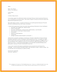 Sample Hardship Letter For Mortgage Loan Modification Example Of