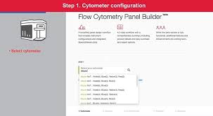 Flow Cytometry Panel Builder Thermo Fisher Scientific Es