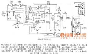 index 50 electrical equipment circuit circuit diagram seekic com Blue M Oven Wiring Diagram shanghai sharp r 750b computer type barbecue microwave oven circuit blue m oven wiring diagram mo144