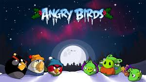 More HD Game wallpapers http://goo.gl/JTj08 | Angry birds seasons, Angry  birds, Bird wallpaper