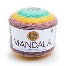 Lion Brand Mandala Yarn Patterns Magnificent Mandala What's In A Name 48 Free Patterns Lion Brand Notebook
