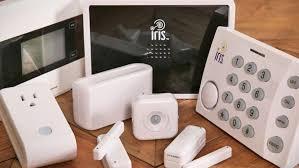 iris home management system review cnet