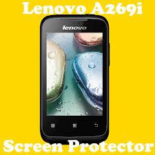 Qoo10 - Lenovo A269i Android : Mobile ...