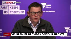 News corp is a network of leading companies in the worlds of diversified media, news, education she told good morning britain she is still massively affected by long covid and really frustrated by the australian open will continue without fans for the next five days after melbourne was placed in a. Covid 19 Victoria Live Press Conference Covid 19 Realtime Info