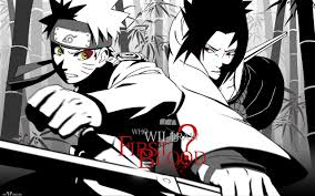 Naruto And Sasuke Wallpapers - Wallpaper Cave