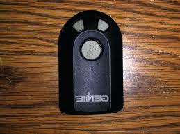 liftmaster 41a5021 manual garage door opener remote not working on