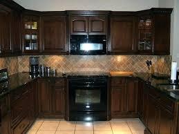 wall countertops kitchens with cherry cabinets and granite unique kitchen gray quartz dark countertop gap