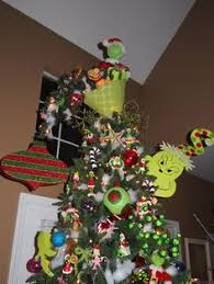 whoville tree topper   Grinch Tree Topper....upside down lampshade .