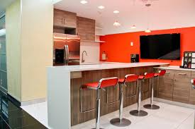 Kitchen Office Modern Meeting Room C For 12 Meeting Room C Hs New York Ny